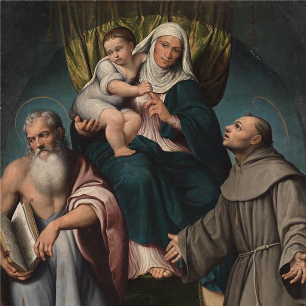 La Pala di Sant'Anna torna alle Gallerie dell'Accademia di Venezia