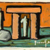 Ogni giorno è Pasqua. Salvatore Accolla, un outsider fra le pietre della Magna Grecia