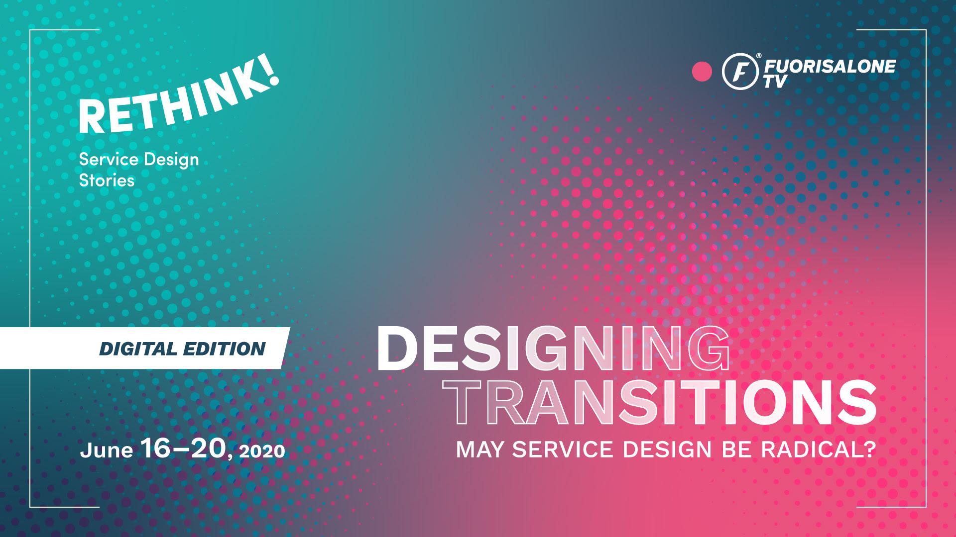 Rethink! Service design stories 2020