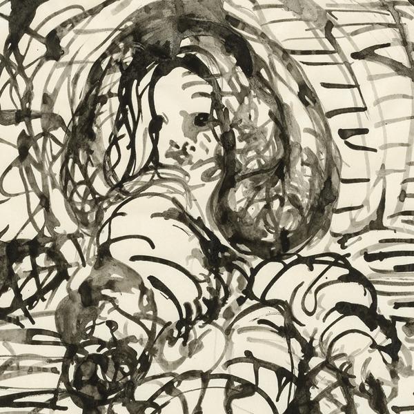 """Baselitz dona """"Studio da Francesco Pianta"""" alle Gallerie dell'Accademia di Venezia"""