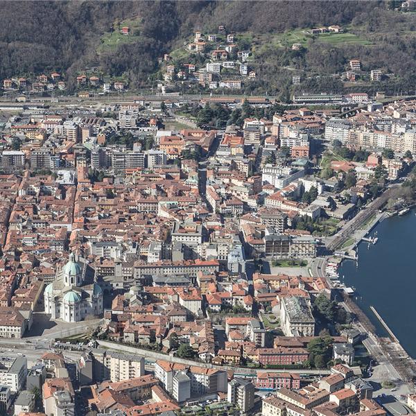 Fisionomie Lariane - Inventario di architetture e paesaggi della Provincia di Como