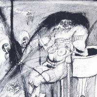 """Franz Ringel: """"La pittura è per me l'unica possibilità di superare il mio caos"""""""