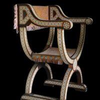 Mogano ebano oro! Interni d'arte a Genova nell'Ottocento, da Peters al Liberty