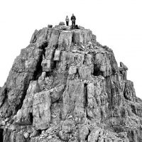 Olivo Barbieri. Dolomites project 2010