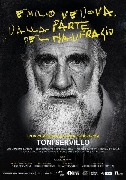 """Proiezione online: """"Emilio Vedova. Dalla parte del naufragio"""""""