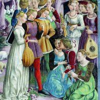 Schifanoia e Francesco del Cossa. L'oro degli Estensi
