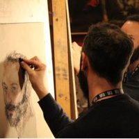 Workshop artistici della Pinacoteca Albertina