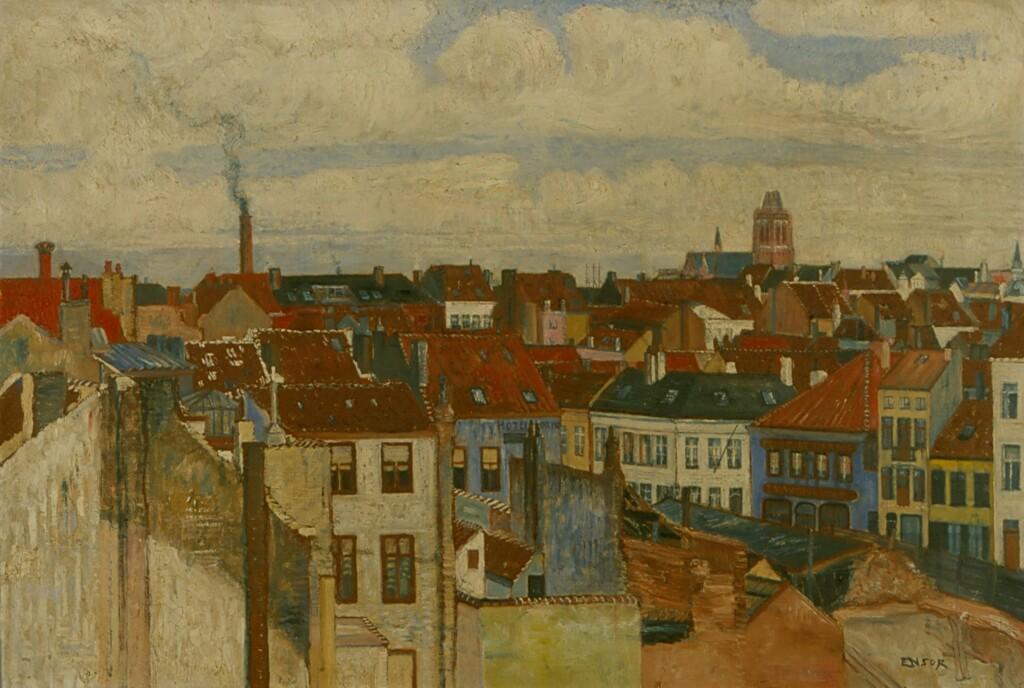 A Ostenda sulle tracce di James Ensor