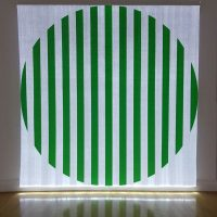 Daniel Buren. Illuminare lo spazio - Lavori in situ e situati