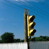 Franco Fontana. Route 66 - Colorno Photo Life