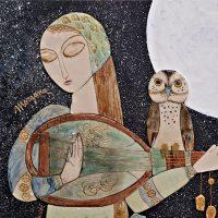 Giuliana Cusino. Dame, animali preziosi, musica e altre storie