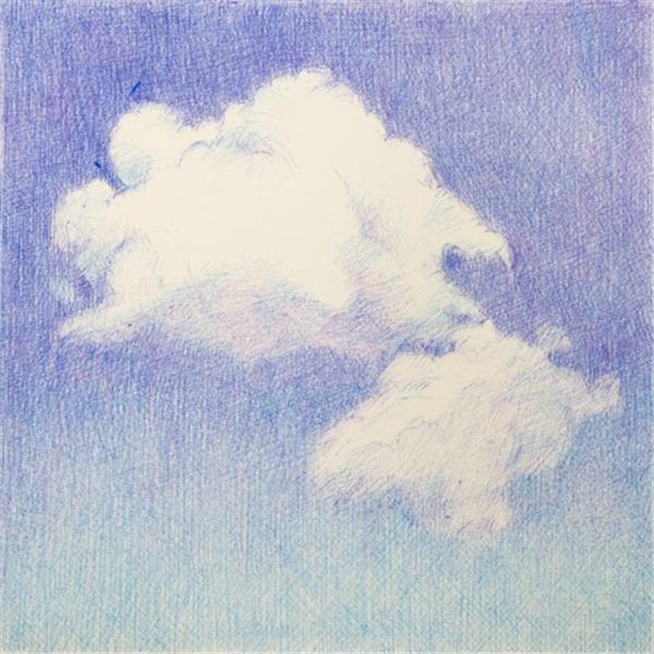 Mara Cozzolino. Una nuvola al giorno - Disegni a biro