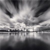 Michael Kenna. Fiume Po - Colorno Photo Life