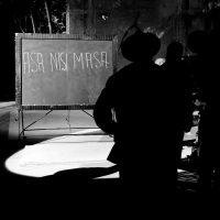 Ombre felliniane.Fotografie di Paul Ronald sul set di 8½ - SI Fest 29