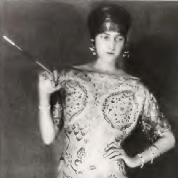 Peggy Guggenheim e l'arte del secolo scorso