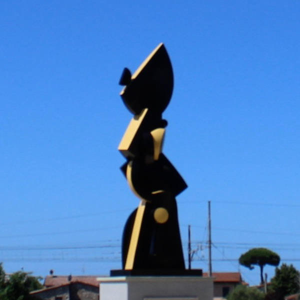 Pietrasanta accoglie le sculture restaurate di Costantino Nivola e Alessandro Tagliolini