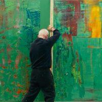 "Proiezione: ""Gerhard Richter. Painting"""