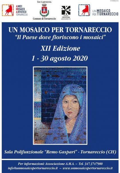 Un mosaico per Tornareccio 2020 - Dodicesima edizione