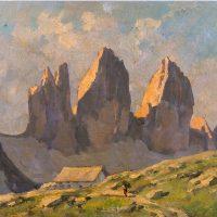 """Visite guidate alla mostra """"Il racconto della montagna nella pittura tra Ottocento e Novecento"""""""