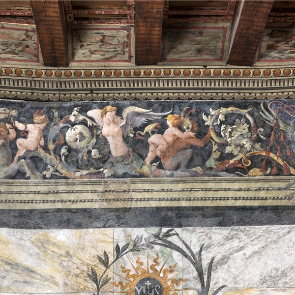 Gli appartamenti del principe vescovo in Castelvecchio