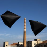 Aria Days: tre giornate per far volare le sculture aerosolari di Tomás Saraceno