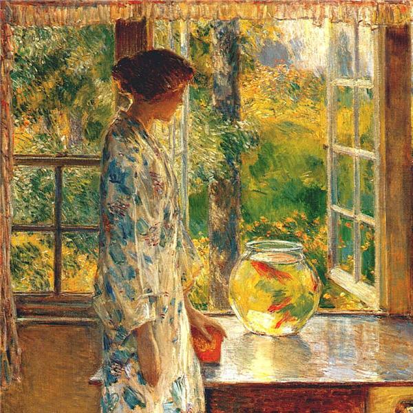 Childe Hassam (1859-1935). Un'impressionista in America