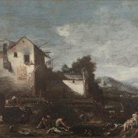 Da Magnasco a Fontana. Dialogo tra Collezioni