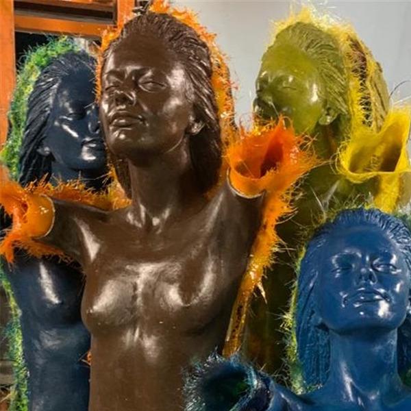 Dialoghi. Installazioni scultoree di Calogero Condello