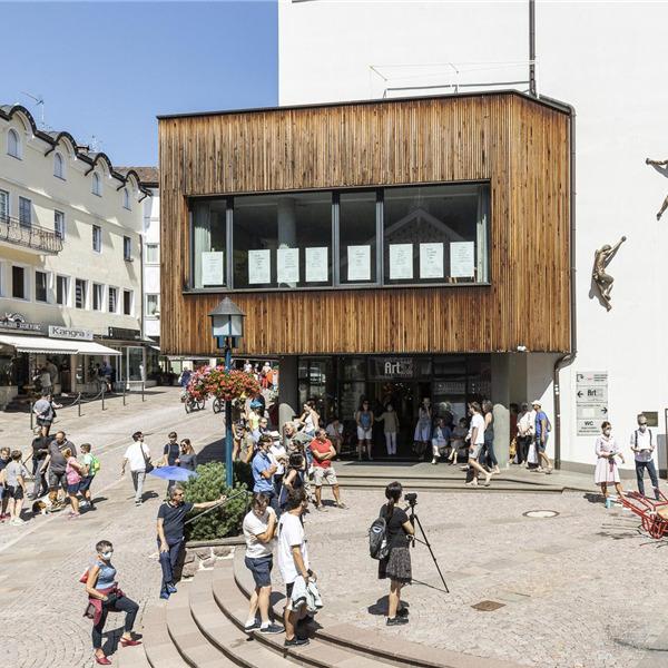 Eventi ed iniziative alla Biennale Gherdëina 7
