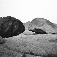 John R. Pepper. Inhabited deserts