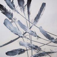 Julia Bornefeld. Leda e il cigno nero