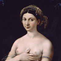 La Fornarina di Raffaello di nuovo in mostra a Palazzo Barberini