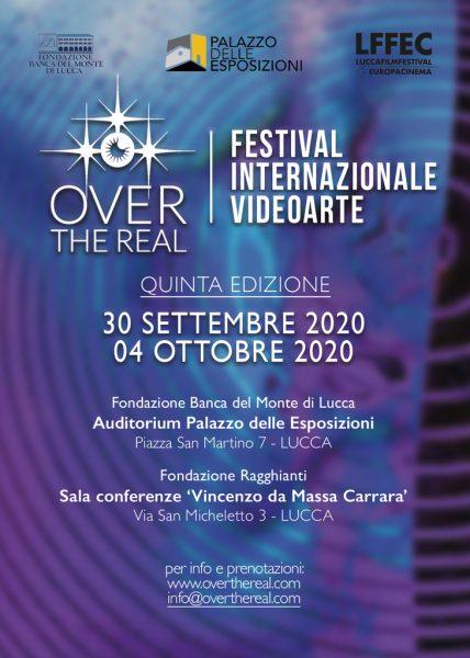 Over the real. Festival internazionale di video arte - V edizione