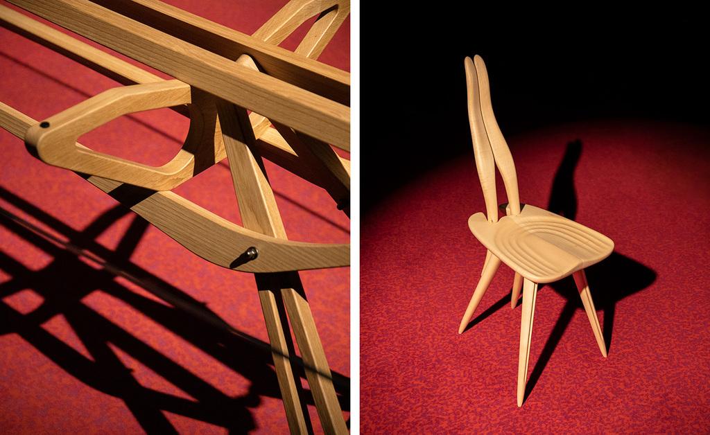Carlo Mollino Designs