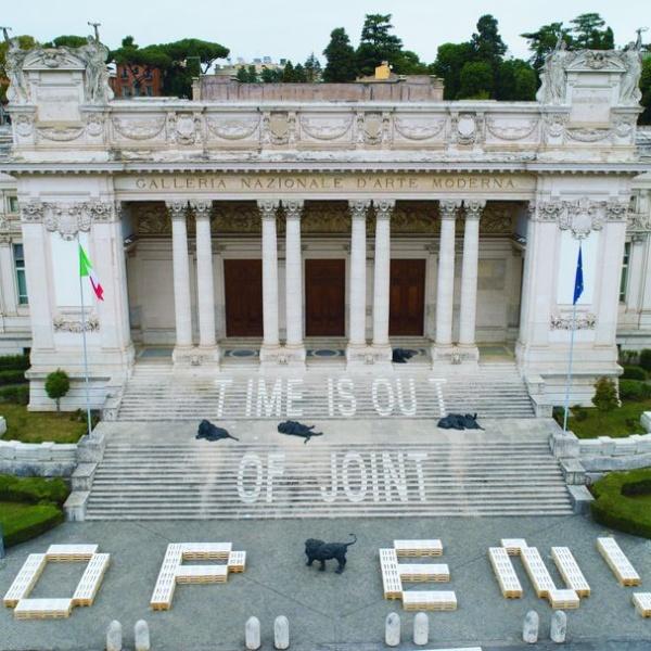 Scegli il Contemporaneo. La rivoluzione siamo noi - Workshop, visite guidate e incontri a Roma