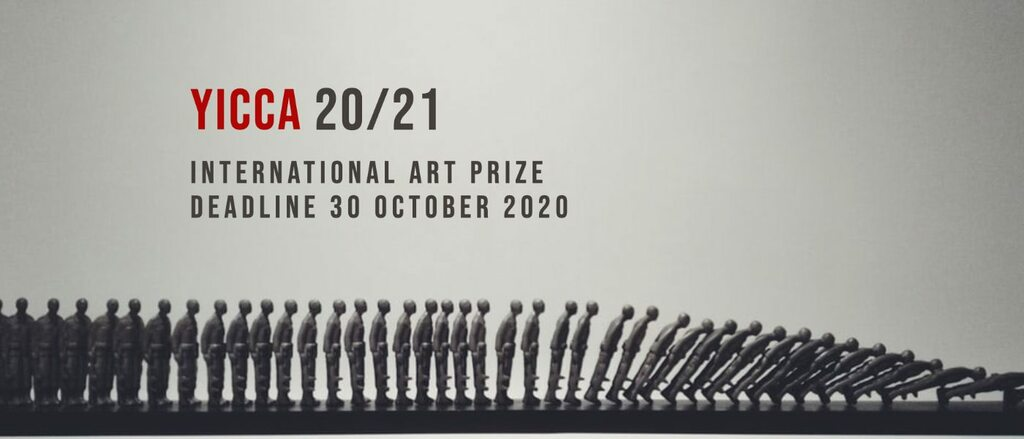 YICCA 20/21 - Concorso internazionale per l'arte contemporanea