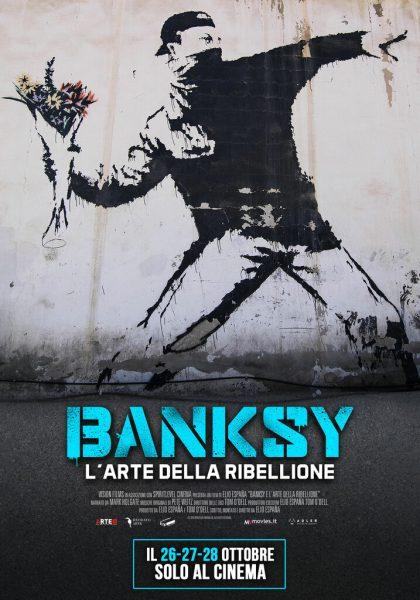 """Banksy - L'arte della ribellione"" al cinema"