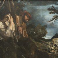 """""""Et in Arcadia ego"""" di Guercino - Guardami sono una storia"""