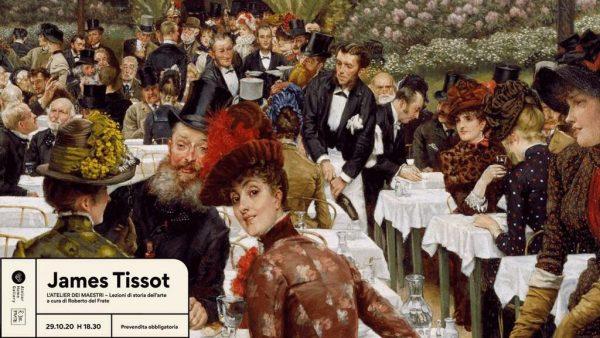 James Tissot - Lezione di storia dell'arte a cura di Roberto del Frate