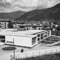 Le nuove sale in Pinacoteca Civica a Como dedicate all'asilo Sant'Elia di Giuseppe Terragni