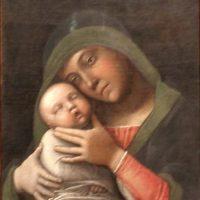 """Mantegna ritrovato - Mostra-dossier sul restauro della """"Madonna con il bambino"""" di Andrea Mantegna"""