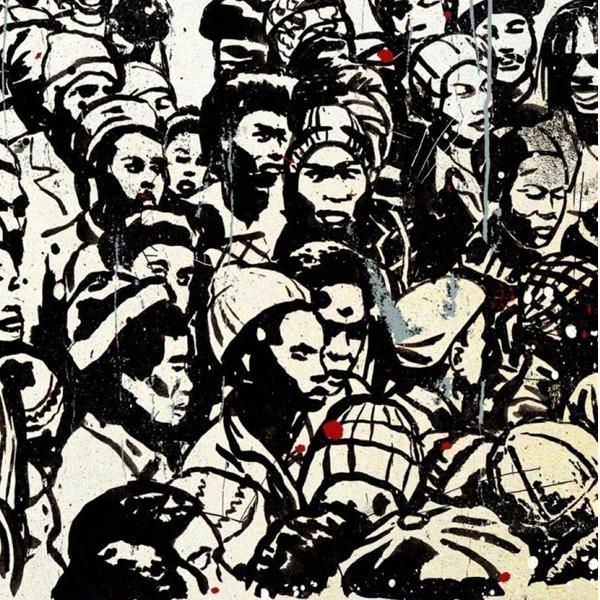 Paesaggi tra i solchi.Tracce ribelli - Rivoluzione e (dis)integrazione razziale nelle copertine dei long play(ing)