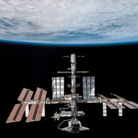 Paolo Nespoli. Interior Space - A visual exploration of the International Space Station