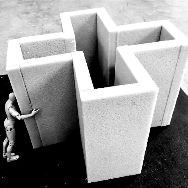 Profanum. Dentro il recinto del sacro: quattro atti di profanazione in un unicum artistico