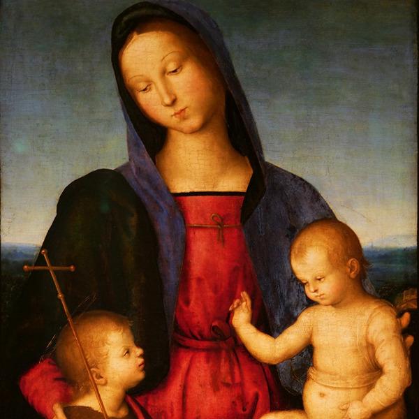 Raffaello a Rimini. Il ritorno della Madonna Diotallevi