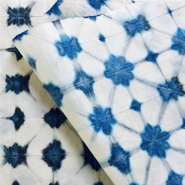 Shibori Itajime Lab - I colori tradizionali giapponesi