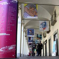 Spazio Portici - Percorsi Creativi: la nuova galleria sotto i portici di Torino