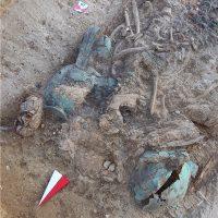 Il mistero del guerriero di Sirolo. La straordinaria scoperta durante gli scavi archeologici nel Conero
