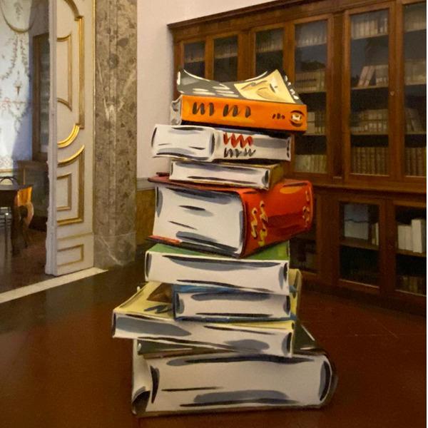 La collezione Terrae Motus in un nuovo allestimento alla Reggia di Caserta