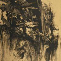 Mattia Moreni. Le litografie del Bisonte, Firenze 1960